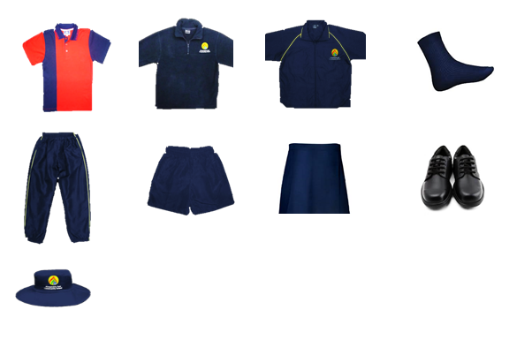 APCS Primary Uniform